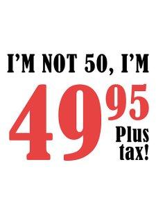 Not 50